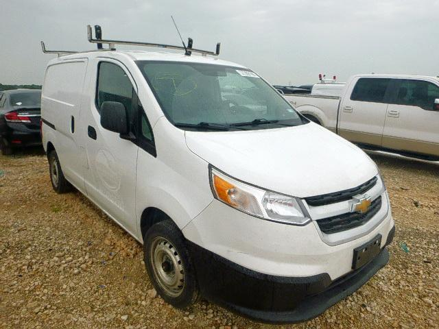 click here to view 2016 CHEVROLET CITY EXPRE at IBIDSAFELY