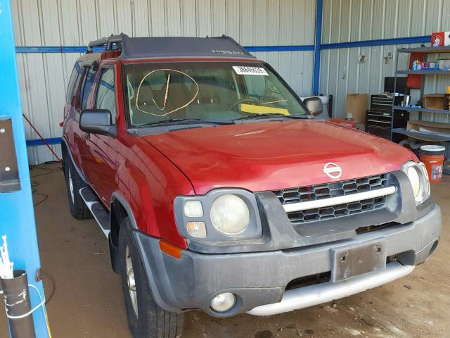 click here to view 2003 NISSAN XTERRA XE at IBIDSAFELY