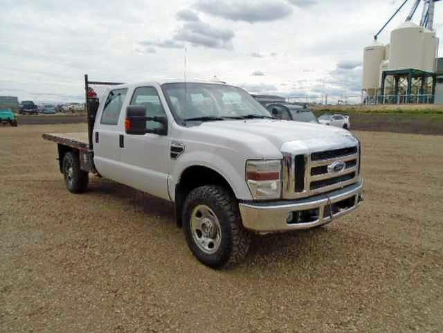 click here to view 2008 FORD F350 SRW S at IBIDSAFELY