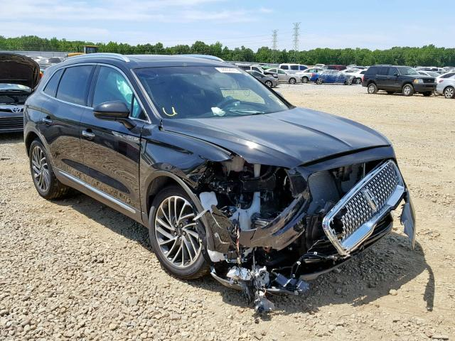 click here to view 2019 LINCOLN NAUTILUS R at IBIDSAFELY