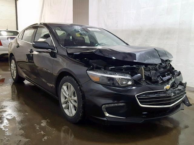 2018 Chevrolet Malibu lt 1.5. Lot 39724069 Vin 1G1ZD5ST4JF151592