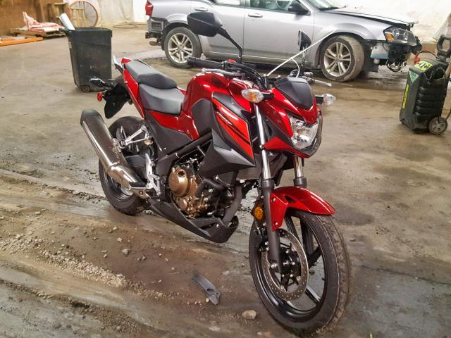 click here to view 2018 HONDA CB300 F at IBIDSAFELY