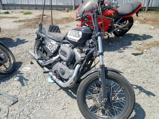 click here to view 2012 HARLEY-DAVIDSON XL1200 NIG at IBIDSAFELY