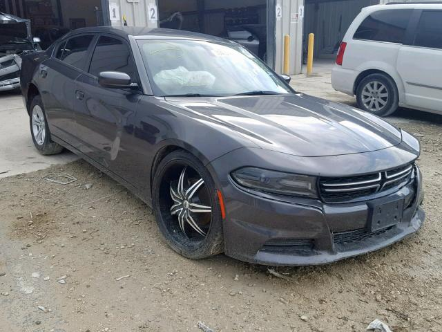 click here to view 2017 DODGE CHARGER SE at IBIDSAFELY