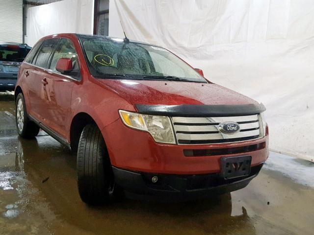 2010 Ford Edge limit 3.5. Lot 51053289 Vin 2FMDK4KCXABA60762