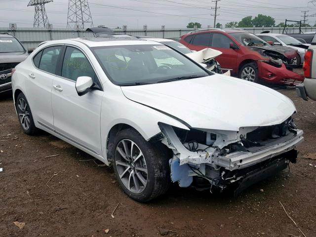 click here to view 2015 ACURA TLX ADVANC at IBIDSAFELY