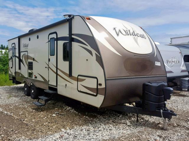click here to view 2018 WILDWOOD WILDCAT at IBIDSAFELY