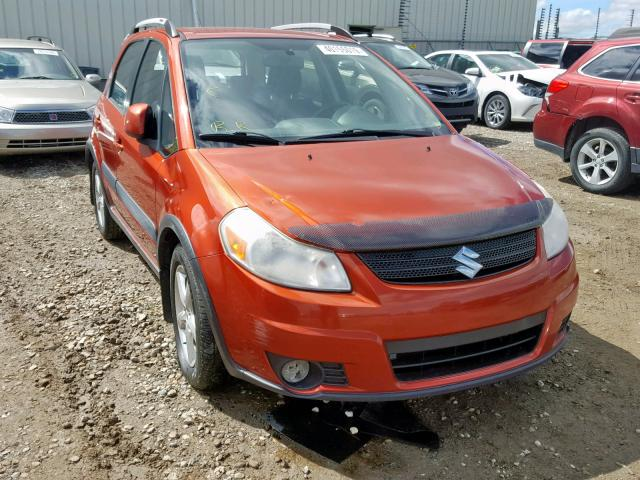 click here to view 2008 SUZUKI SX4 TOURIN at IBIDSAFELY
