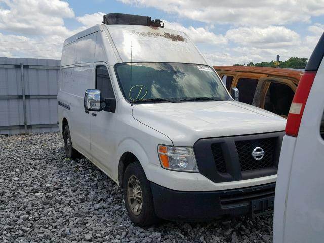 click here to view 2015 NISSAN NV 2500 at IBIDSAFELY