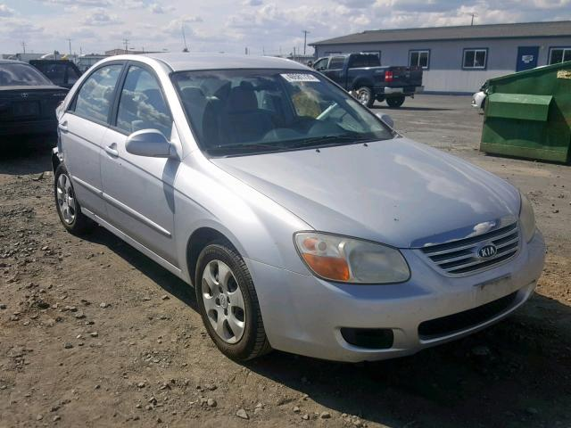 click here to view 2007 KIA SPECTRA EX at IBIDSAFELY