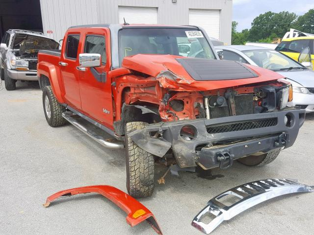click here to view 2009 HUMMER H3T ALPHA at IBIDSAFELY