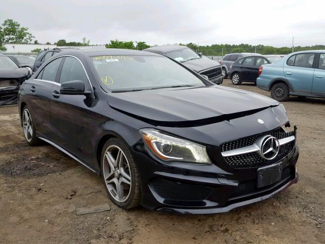 2014 Mercedes-benz Cla 250 4m 2.0. Lot 40299069 Vin WDDSJ4GB4EN160791
