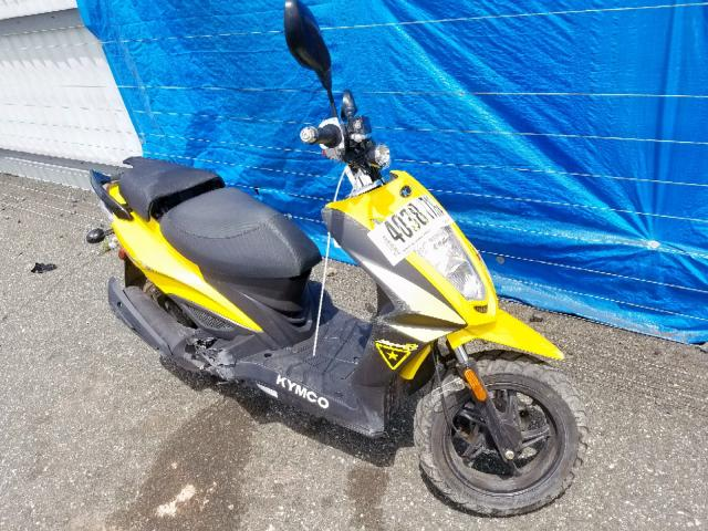 click here to view 2018 KYMCO USA INC SUPER 8 15 at IBIDSAFELY