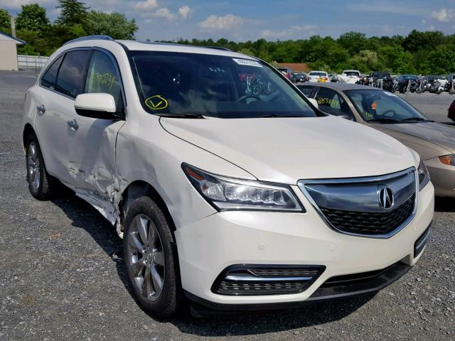 click here to view 2014 ACURA MDX ADVANC at IBIDSAFELY