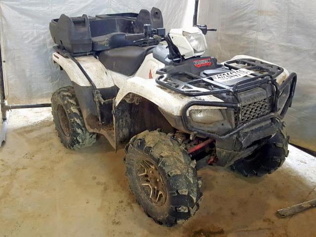 click here to view 2015 HONDA TRX500 FM at IBIDSAFELY