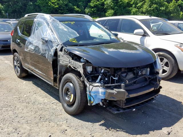 2017 Nissan Rogue s 2.5. Lot 40349169 Vin JN8AT2MV5HW280654