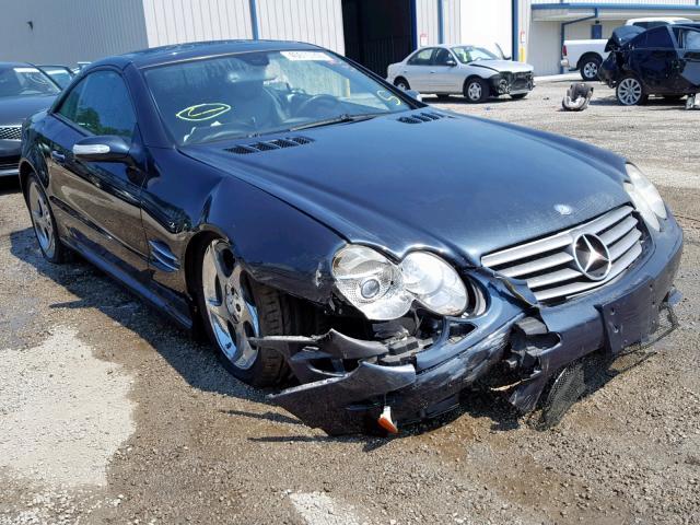 2005 Mercedes-benz Sl 500 5.0. Lot 40610749 Vin WDBSK75F55F094906
