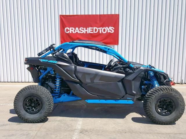 click here to view 2019 CAN-AM MAVERICK X at IBIDSAFELY