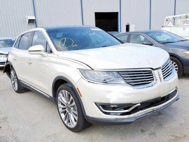 click here to view 2016 LINCOLN MKX RESERV at IBIDSAFELY