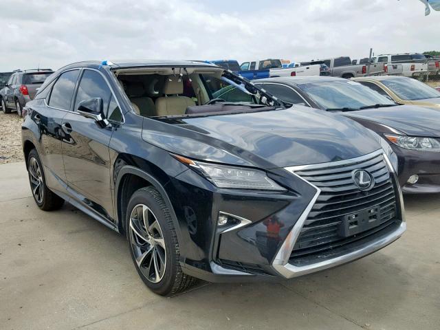 2017 Lexus Rx 350 3.5. Lot 40817379 Vin 2T2BZMCA0HC106441