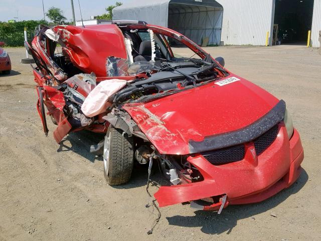 2004 Pontiac Vibe 1.8. Lot 41572649 Vin 5Y2SL62814Z418476
