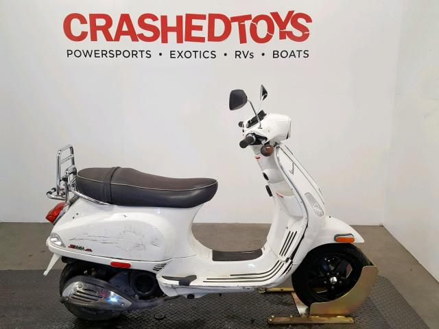 click here to view 2013 VESPA LX 150IE at IBIDSAFELY