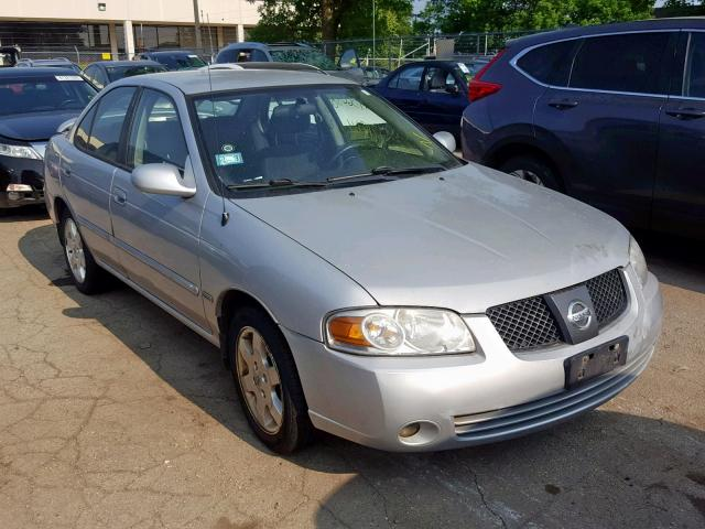 click here to view 2006 NISSAN SENTRA 1.8 at IBIDSAFELY