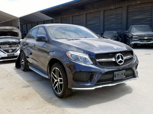 click here to view 2016 MERCEDES-BENZ GLE COUPE at IBIDSAFELY