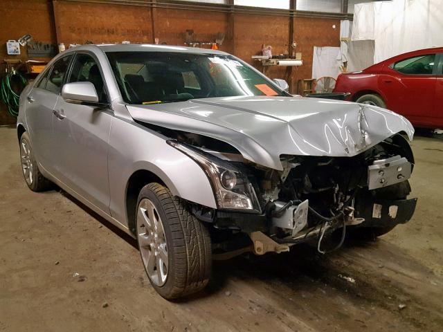 click here to view 2013 CADILLAC ATS LUXURY at IBIDSAFELY