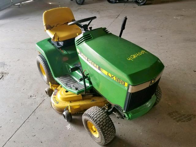 click here to view 1998 JOHN DEERE MOWER at IBIDSAFELY