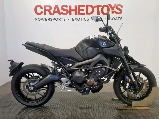 click here to view 2018 YAMAHA MT09 C at IBIDSAFELY