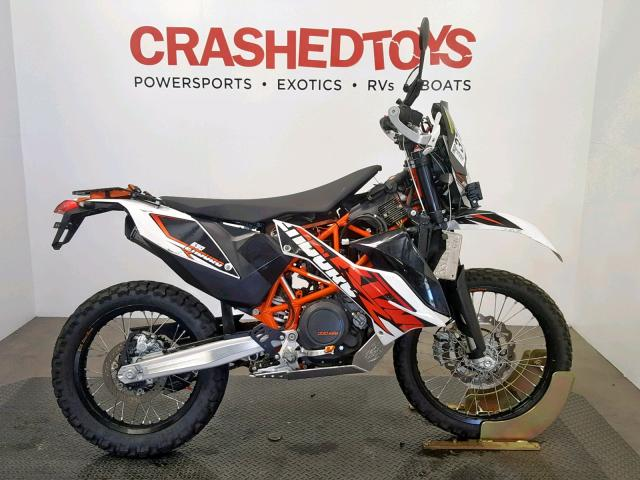 click here to view 2015 KTM 690 ENDURO at IBIDSAFELY