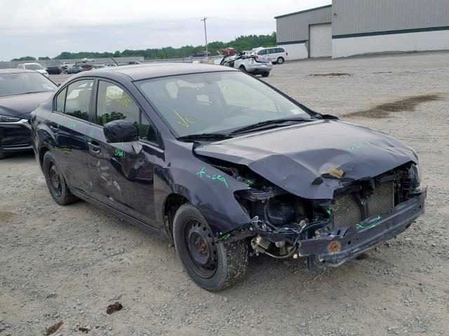 2014 Subaru Impreza 2.0. Lot 41923209 Vin JF1GJAA62EG006312