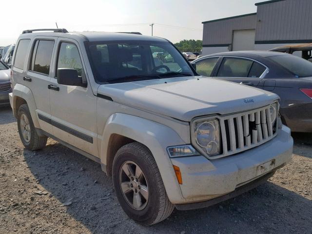 2010 Jeep Liberty sp 3.7. Lot 41900719 Vin 1J4PN2GK3AW115428