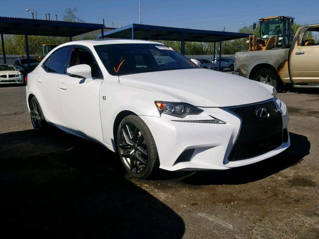 click here to view 2016 LEXUS IS 350 at IBIDSAFELY