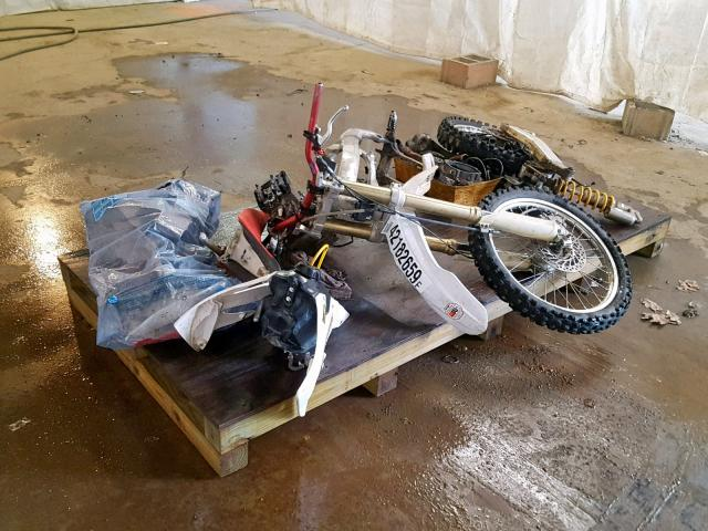 click here to view 2007 HONDA CRF250 R at IBIDSAFELY