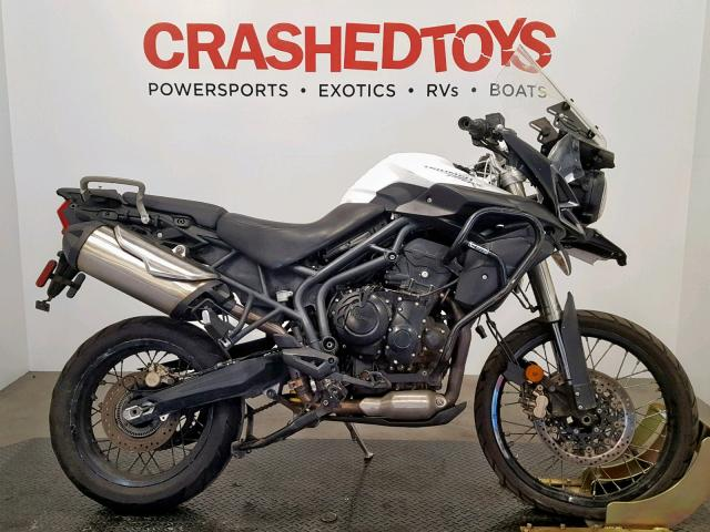 click here to view 2012 TRIUMPH MOTORCYCLE TIGER 800X at IBIDSAFELY