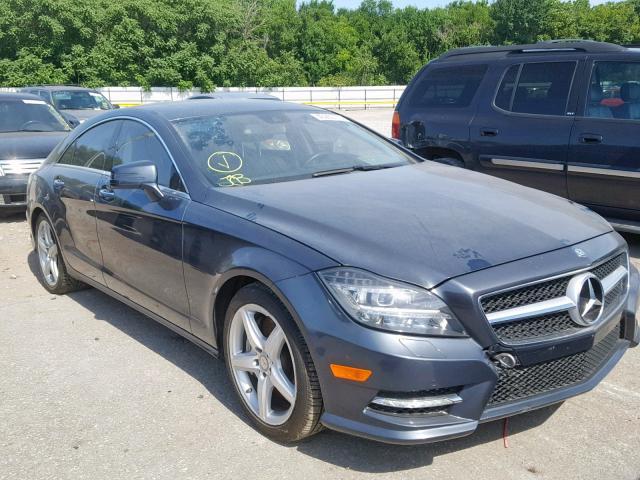 2014 Mercedes-benz Cls 550 4m . Lot 40260779 Vin 0K1545797632