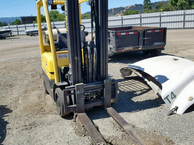 click here to view 2005 HYST FORKLIFT at IBIDSAFELY