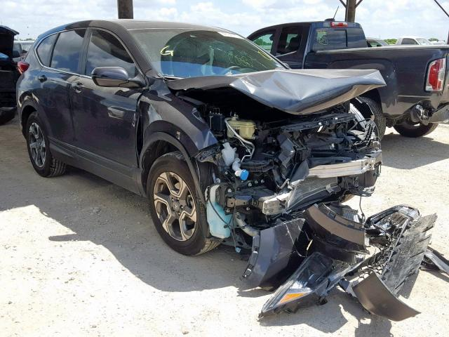 click here to view 2019 HONDA CR-V EXL at IBIDSAFELY