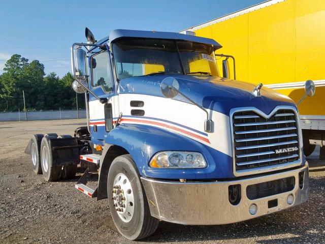 click here to view 2008 MACK 600 CXU600 at IBIDSAFELY