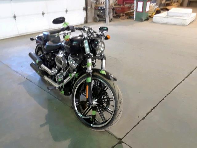 click here to view 2019 HARLEY-DAVIDSON FXBRS at IBIDSAFELY