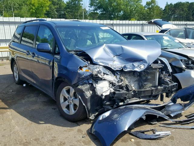click here to view 2015 TOYOTA SIENNA LE at IBIDSAFELY