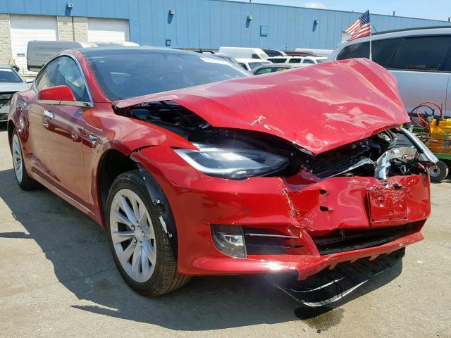 2017 Tesla Model s . Lot 44230329 Vin 5YJSA1E1XHF202676