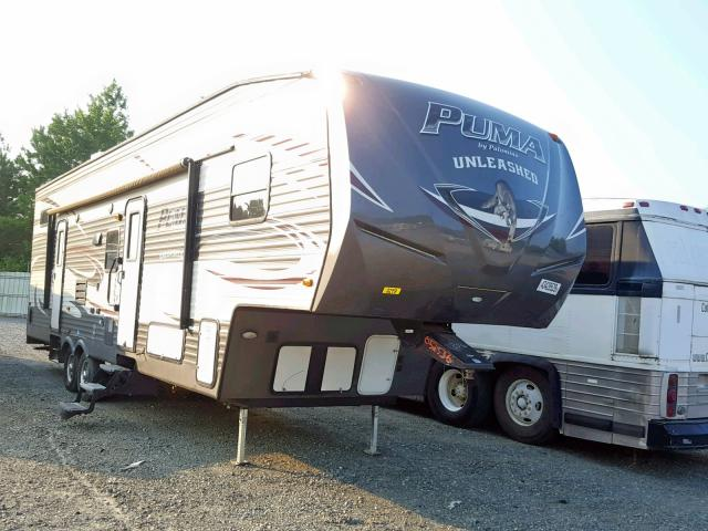 click here to view 2015 PUMA TRVL TRL at IBIDSAFELY