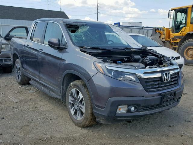 click here to view 2019 HONDA RIDGELINE at IBIDSAFELY