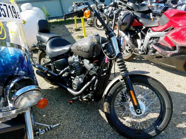 click here to view 2019 HARLEY-DAVIDSON FXBB at IBIDSAFELY
