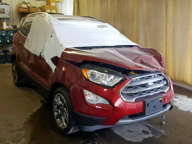 click here to view 2018 FORD ECOSPORT T at IBIDSAFELY