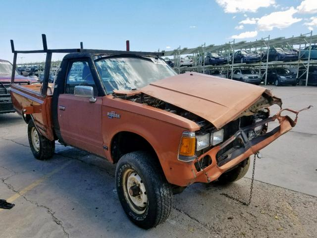 click here to view 1983 DATSUN 720 at IBIDSAFELY