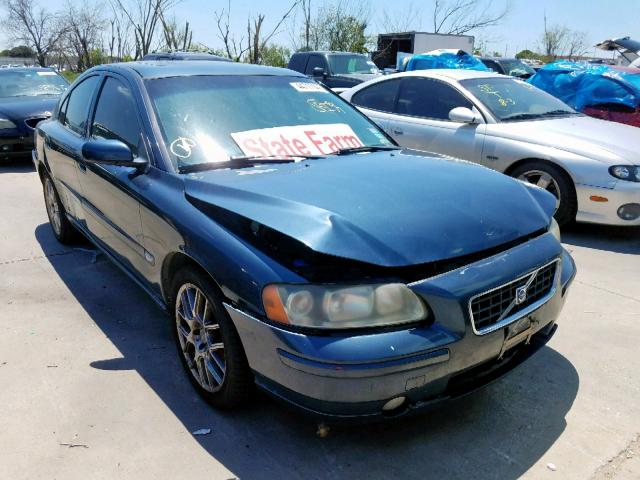 2006 Volvo S60 2.5t . Lot 44717449 Vin YV1RS592862520375